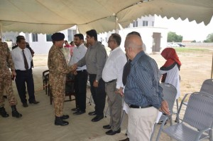 EarthBreakingCermony of Lecture Halls and Hostel By GOC 25 Mech Div (17)
