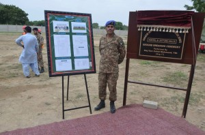 EarthBreakingCermony of Lecture Halls and Hostel By GOC 25 Mech Div (19)