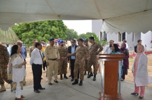 EarthBreakingCermony of Lecture Halls and Hostel By GOC 25 Mech Div (22)