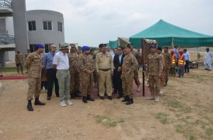 EarthBreakingCermony of Lecture Halls and Hostel By GOC 25 Mech Div (24)
