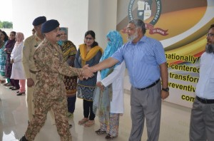 EarthBreakingCermony of Lecture Halls and Hostel By GOC 25 Mech Div (3)