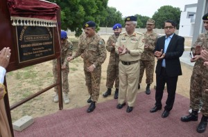 EarthBreakingCermony of Lecture Halls and Hostel By GOC 25 Mech Div (7)