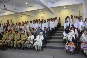 White Coat Oath Ceremony